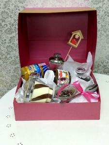 чайный набор в коробке