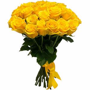 Желтые розы по 2р50к