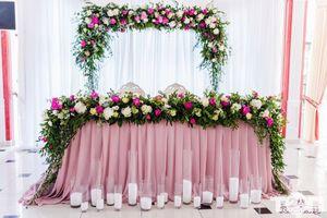 Свадебное оформление 10