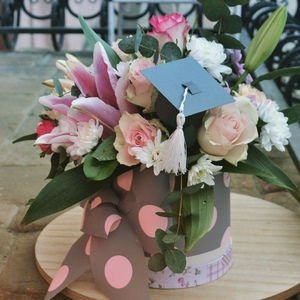цветочная коробка 2